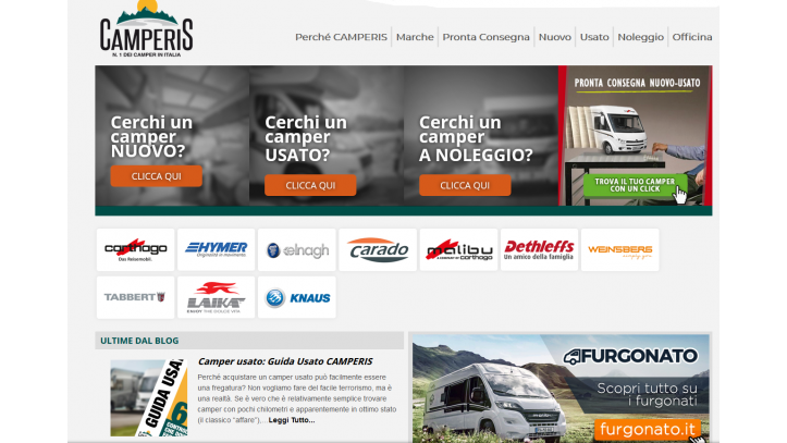 Camperis  Caravan Center Modena s.r.l