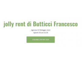autonoleggio Jolly Rent di Butticci Francesco