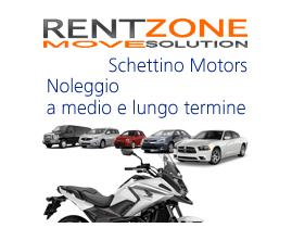 autonoleggio RENT ZONE by Schettino Motors