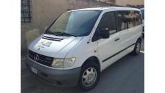 Mercedes Benz Vito bus - Ragusa