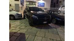 Mercedes Benz Gle coupe 350 - Brindisi