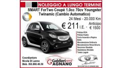 Smart Fortwo youngster twinamic automatica. - Napoli