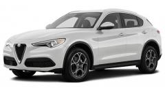 Alfa Romeo Stelvio - Messina