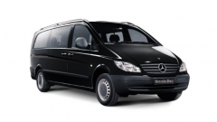 Mercedes Benz Vito bus - Milano